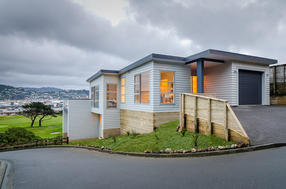 Custom Luxury Home Builders Nz Hill Builds Building On