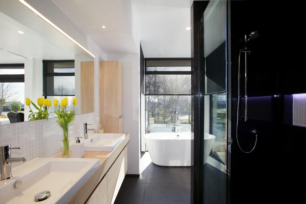 Bathroom Design Ideas Nz custom luxury home builders nz - bathroom design inspiration