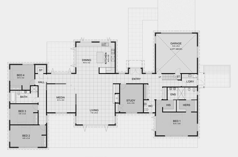 Lifestyle house plans nz
