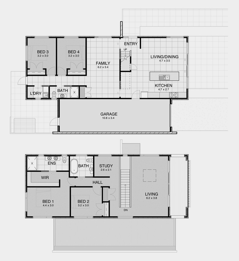 house plans for dual family living plans home plans