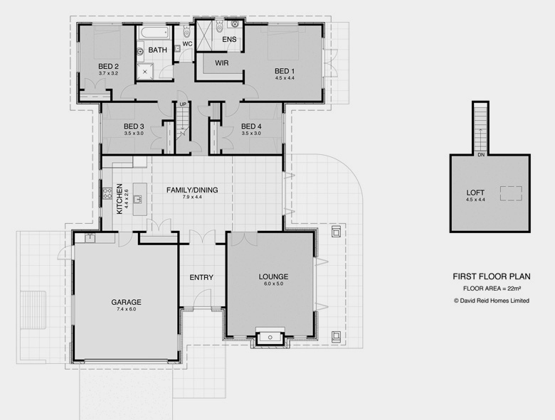 Traditional House Plans 1