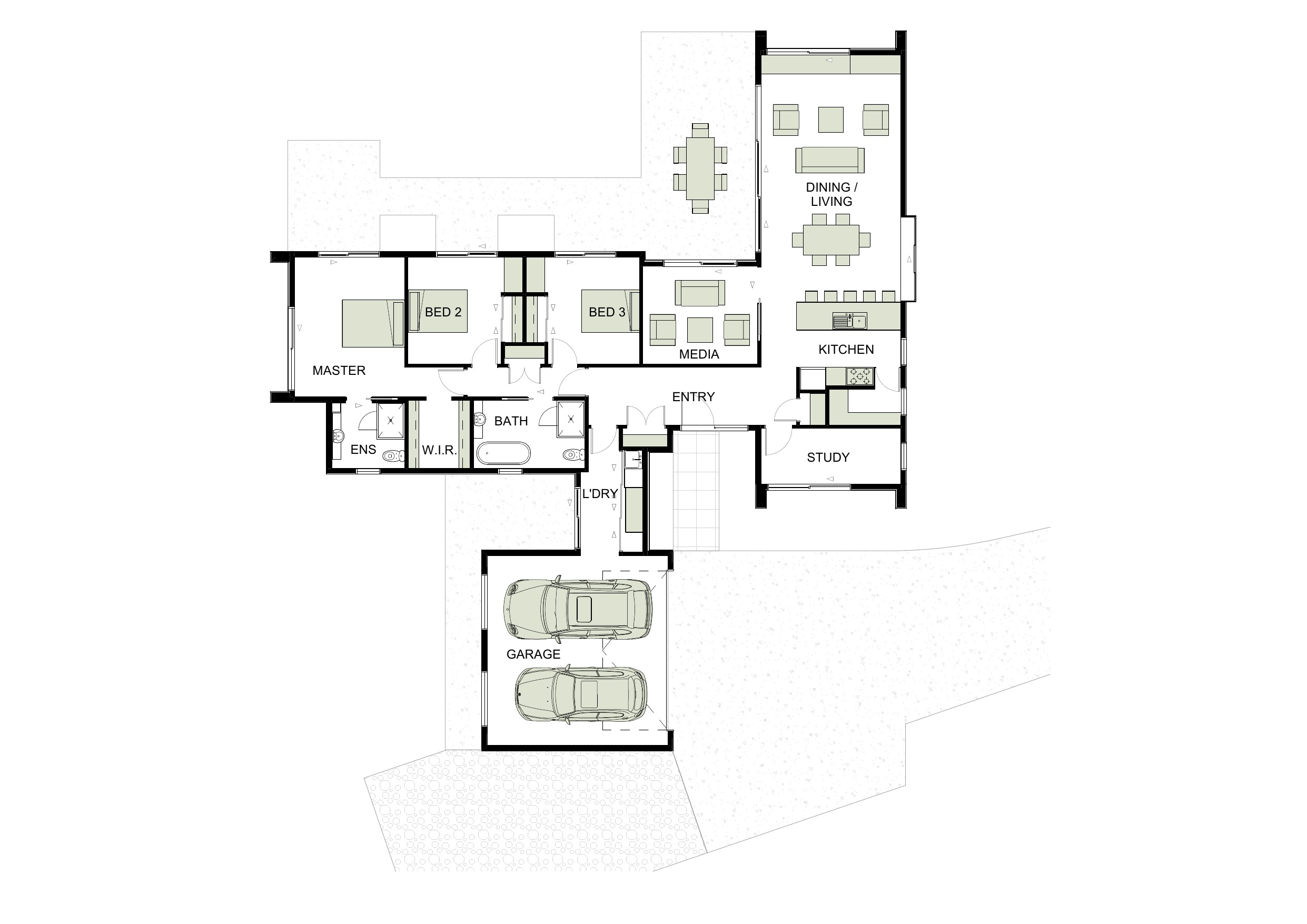 David Reid Homes Floor Plans
