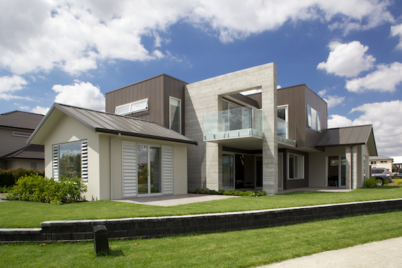 ... Front Yard Inspiration   Home Exterior Design Ideas ...