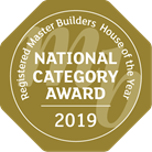 2019 Registered Master Builder House of the Year
